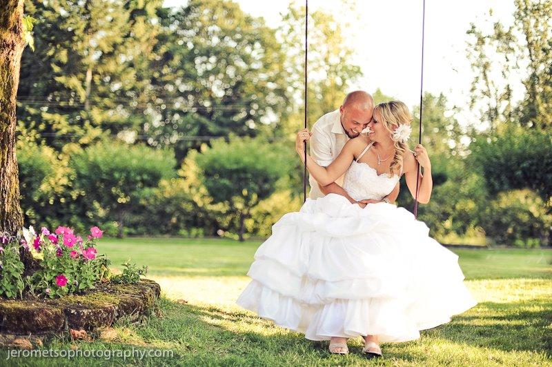 Wedding August