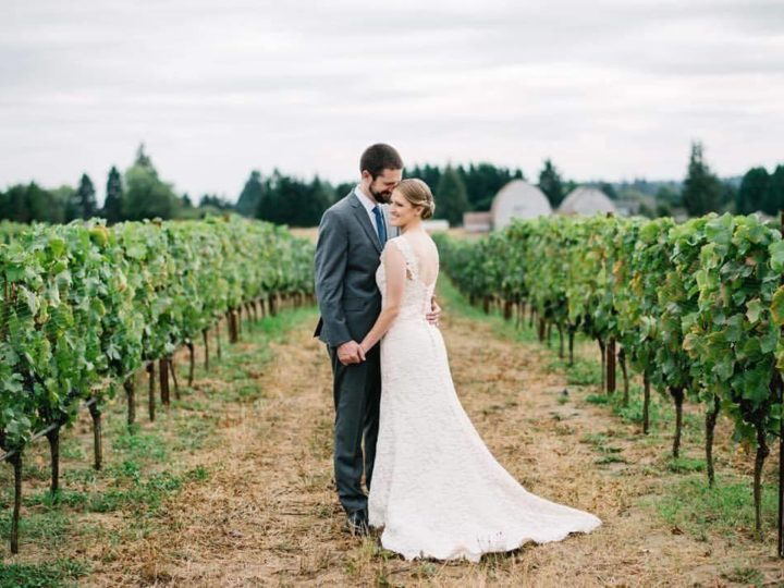 Blake + Alyssa – Vineyard Nuptials